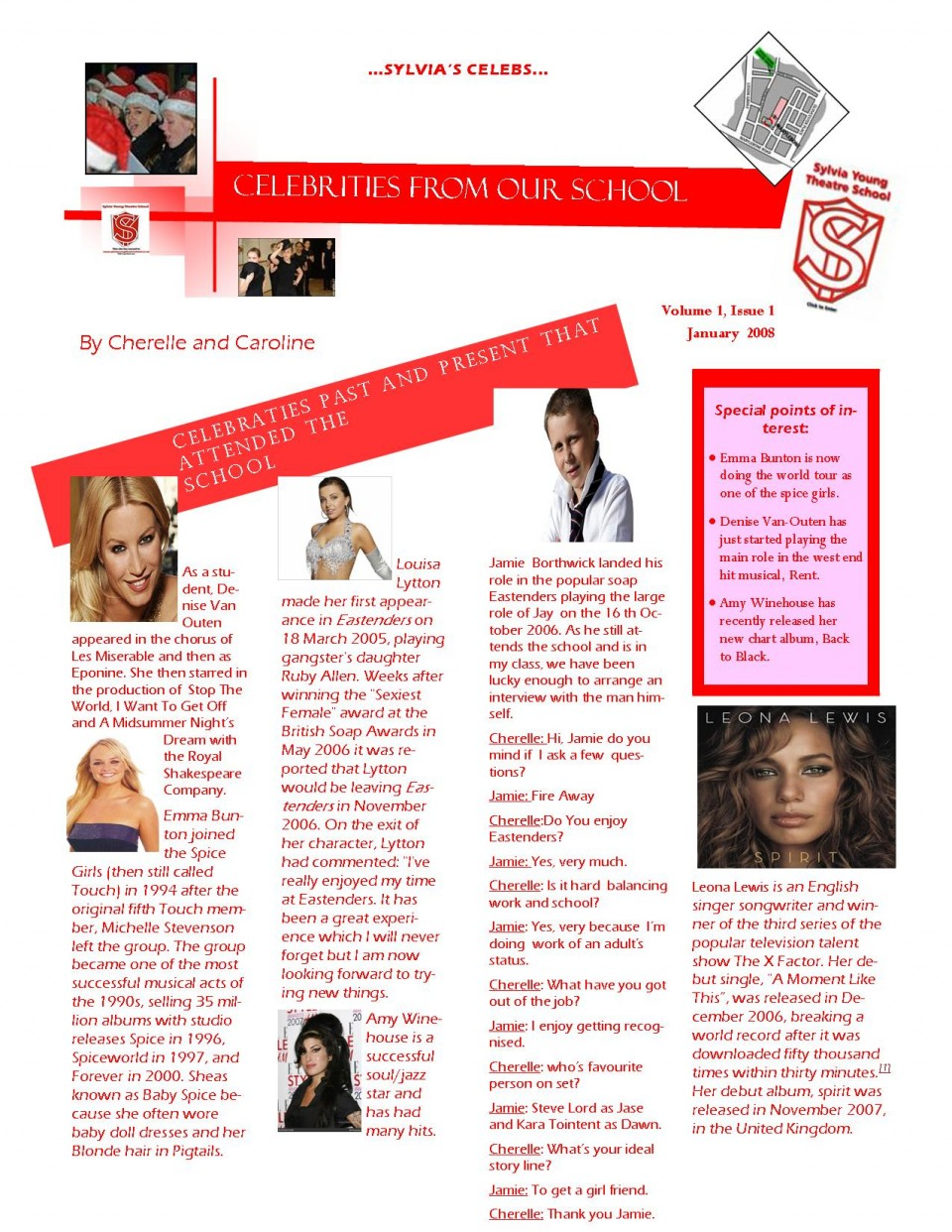 Teenage Newsletter January (page 11)